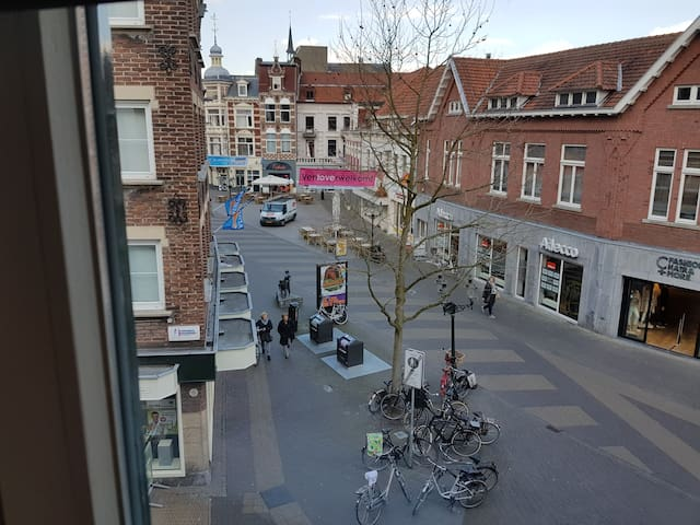 City centre suite, wake up and smell the coffee - Venlo - Bed & Breakfast
