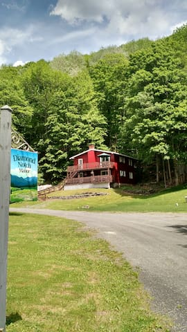 Hunter-Phoenicia Catskills Escape - Lanesville - Apartment