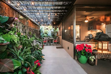 Private Oasis with FIVE STAR service and amenities