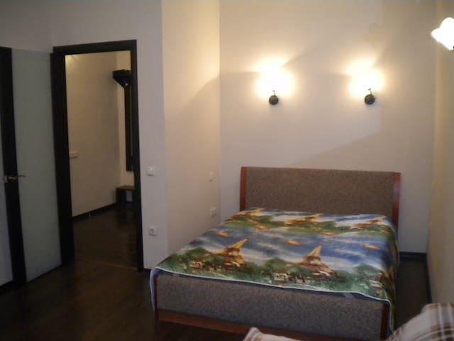 Уютная 1-комнатная квартира - Arkhangel'sk - Pis