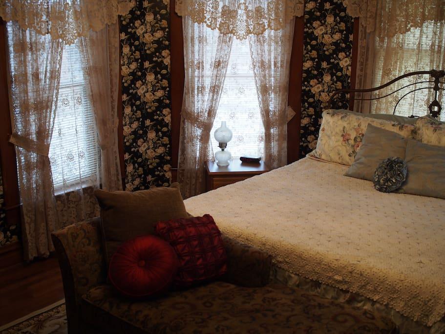 Abby bed room $100 per room per night