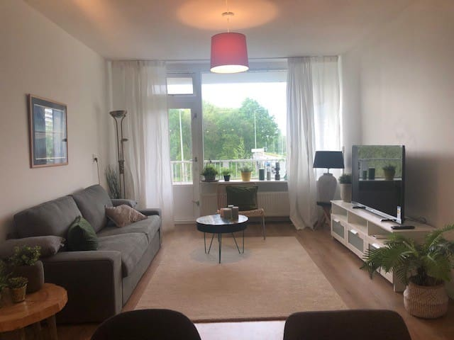 Amsterdam Apartment Rooms with View and Balcony