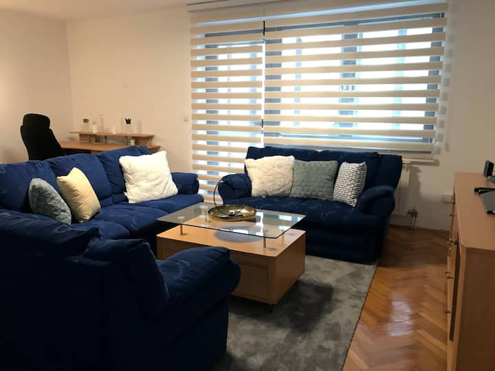 A LARGE APARTMENT IN THE HEART OF SARAJEVO