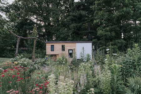 Elegant Tiny House on Organic Farm