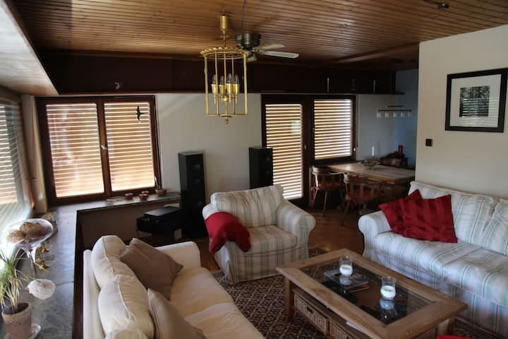 Quietly located holiday home in North Hessen - Bad Zwesten - บ้าน