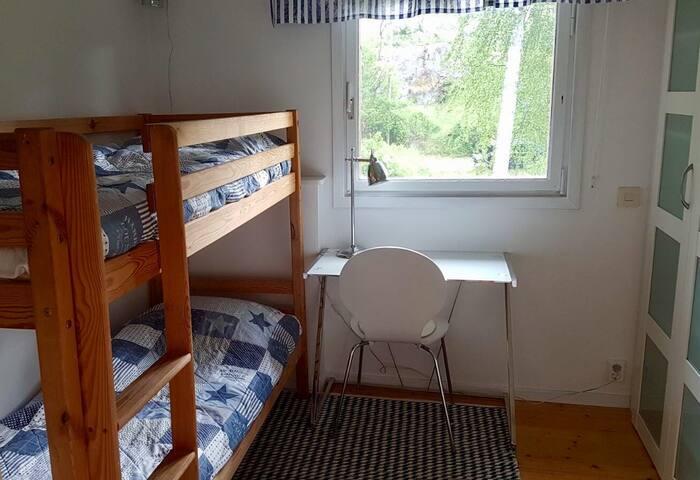 Bedroom 2 - Bunk bed for children