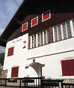 Mansarda a Moena, la fata delle Dolomiti - Moena - Pis