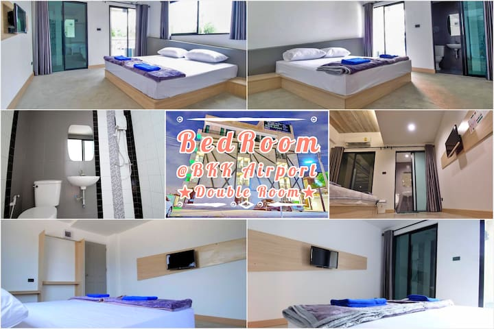 🌟Double Room🌟 ⏰10min Airport 💯%Convenience🚖