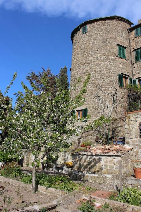 Middelalderlig Tower