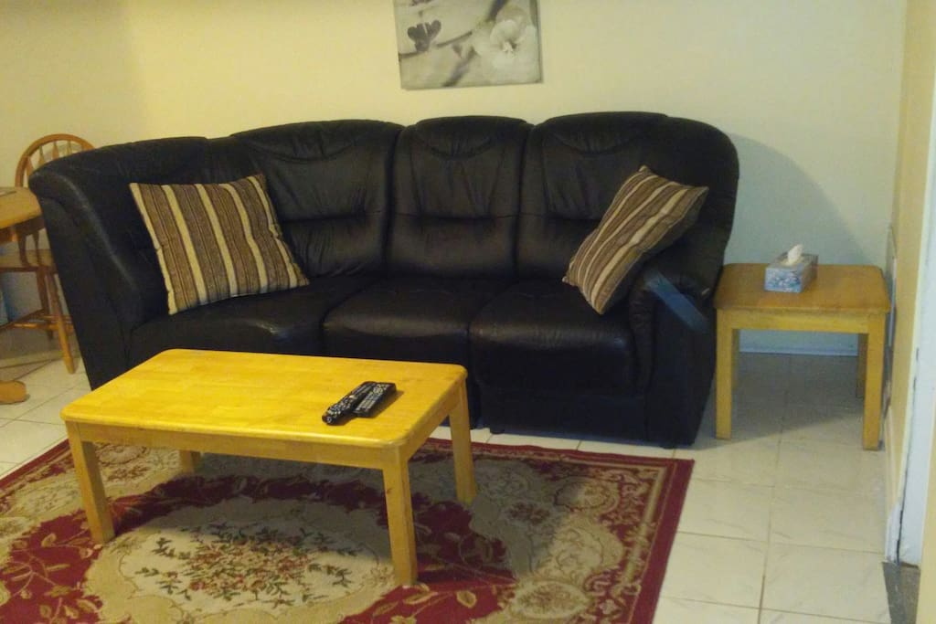 Living room couch..
