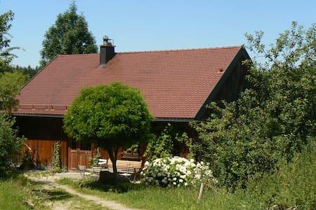 Urlaub zwischen Bergen und Seen Ökohaus - Sulzberg - Haus