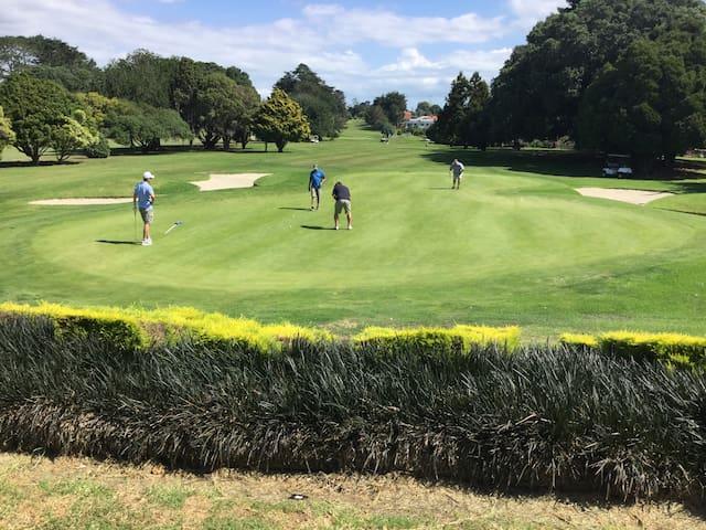 Akarana Golf Apartment - Auckland - Apartemen