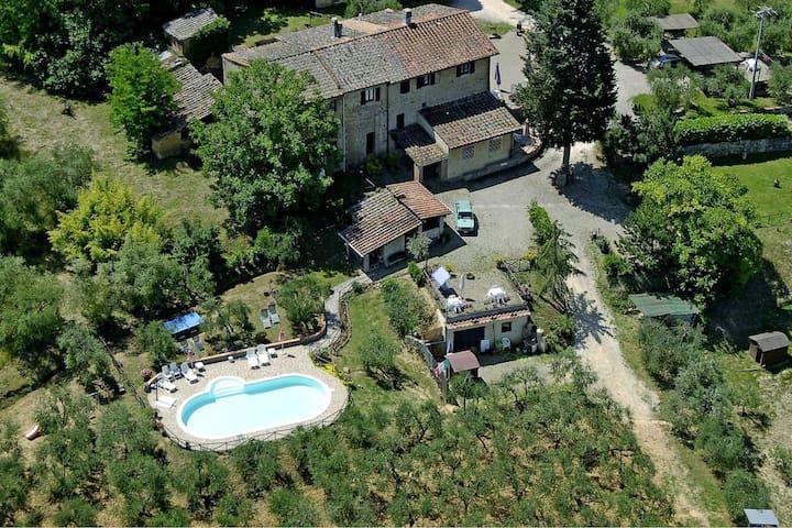 Podere Val di Gallo 3 Chianti Siena Toscana - Poggibonsi - House
