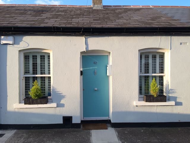 Charming central artisan cottage - Dublin - Hus
