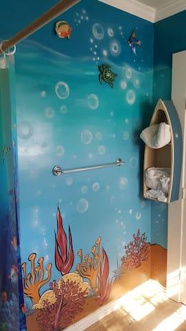 Bathroom Shot #1