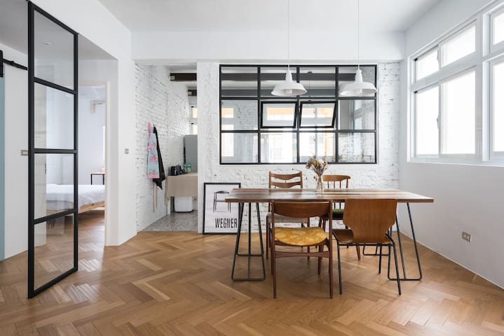 一弄寓所 (每日只接待一組房客,2~6人)