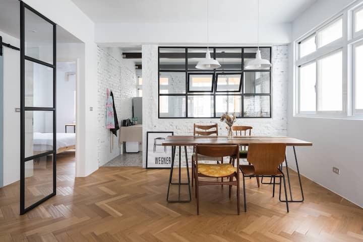 一弄寓所 (每日只接待一組房客,2~5人)