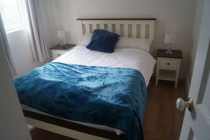 Comfortable double room in a beautiful quiet park