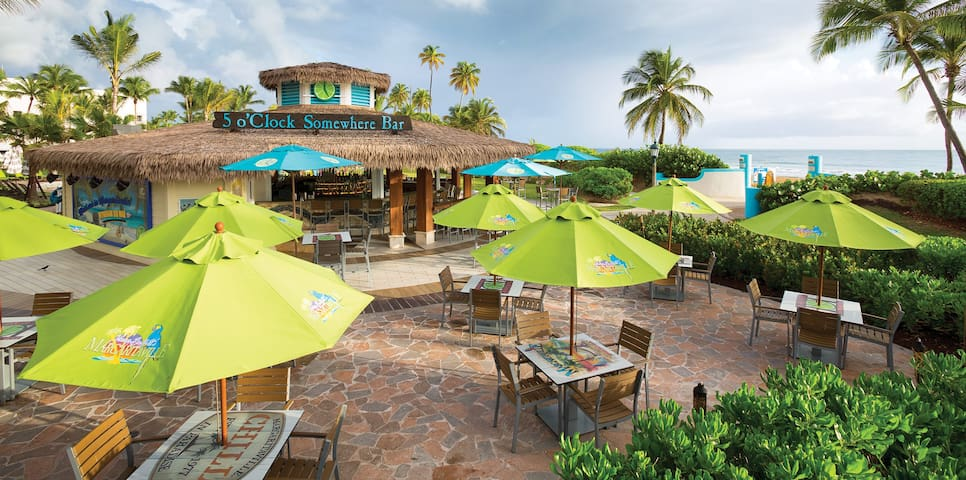 Wyndham Rio Mar, A Margaritaville Vacation Resort - Río Grande - Andelsboende