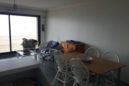 Appartement avec vue sur la mer et terrasse - Bray-Dunes - Διαμέρισμα