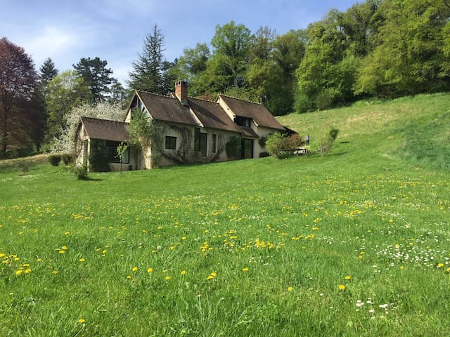 Country house in Blaru, near Giverny