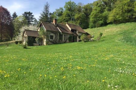 Maison de campagne à Blaru, proche Giverny