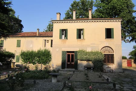 Charming Villa in Venice countryside - Noventa di Piave - วิลล่า