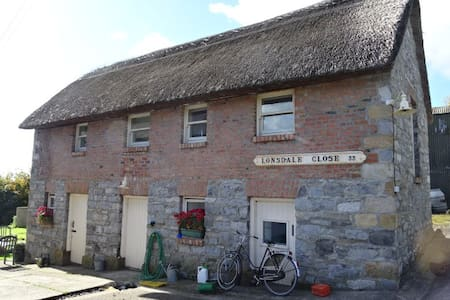 Bramley's Apple Cottage - Enniskillen - 로프트