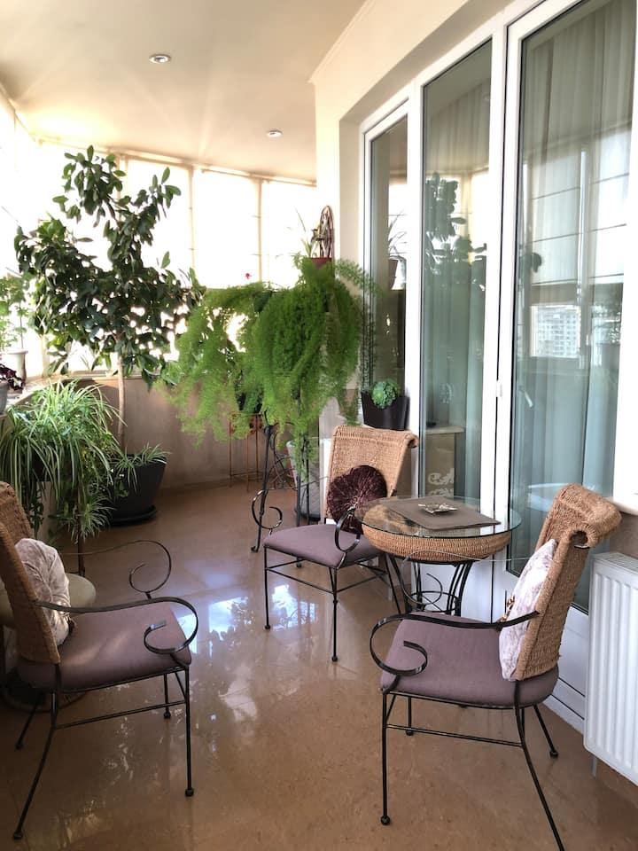 luxury apartment in tbilisi