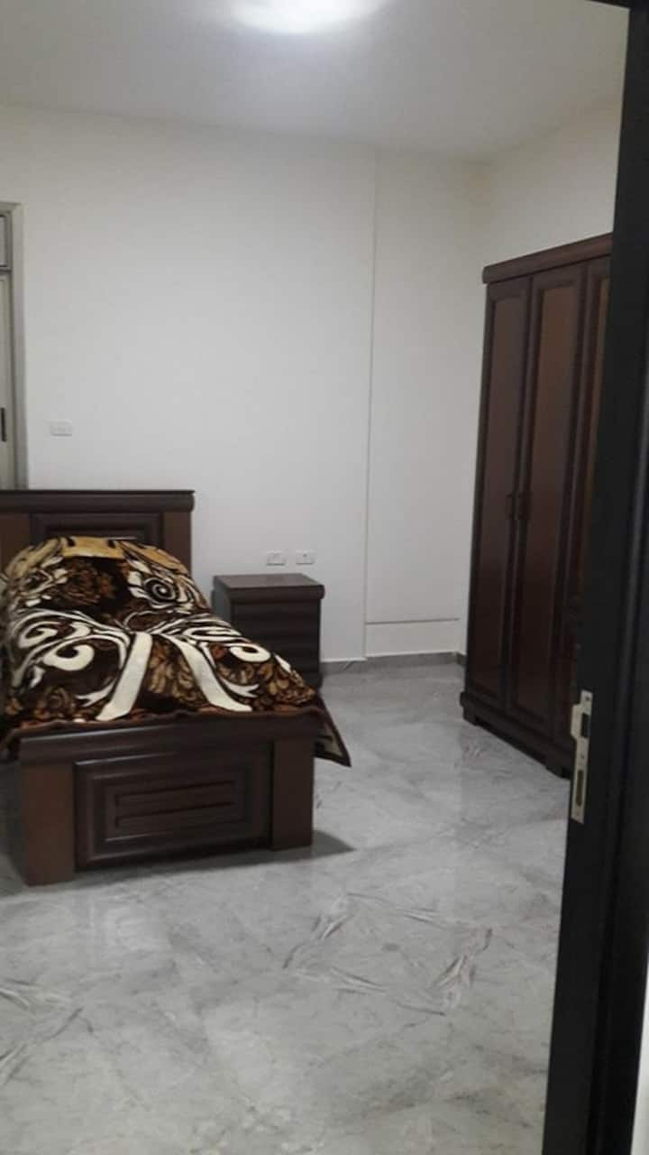 Modern 1 bedroom Apartment in Ramallah