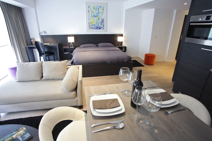Wonderful New Flat full equipped - Forest - Apartamento
