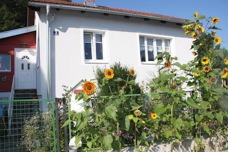 Veganes Energiehaus für Gleichgesinnte - Imbach - Casa
