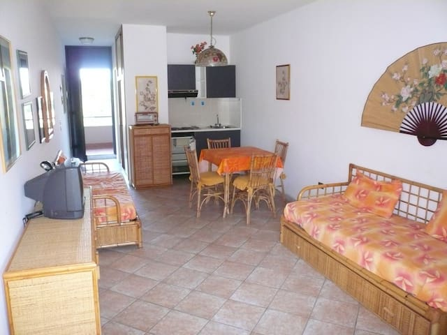 Studio in residence with pool, H5 - Bibbona - Appartement