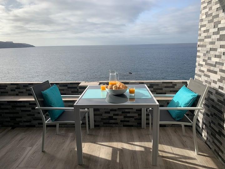 Magnifique vue face à la mer !!! Haut standing
