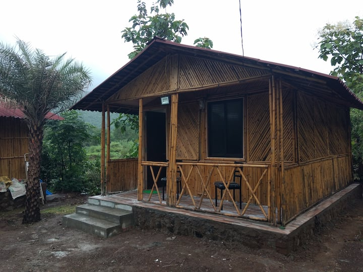 Bamboo Cottage @ Madhura Farms
