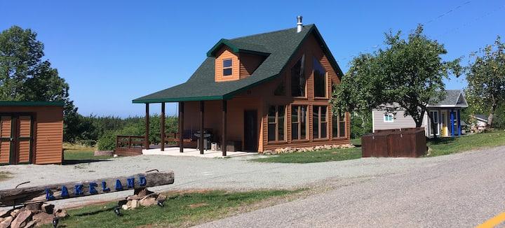 Lakeland Cottages (3 Bedroom Chalet)