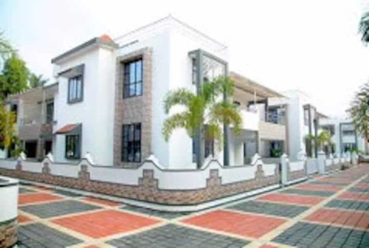 Aesthetic home near Kochi Airport
