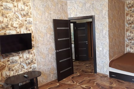 Новая 1-комнатная квартира