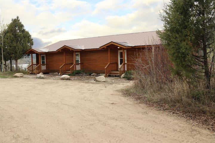 Half Moon Lake Lodge- Cabin #6, or 7