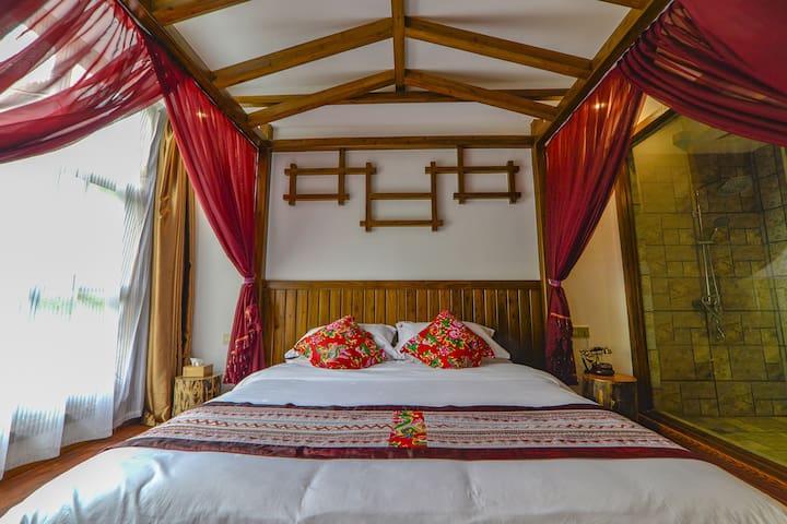 ZhangJiaJie Remembrance Inn (Queen bed Room) - Zhangjiajie Shi - Casa