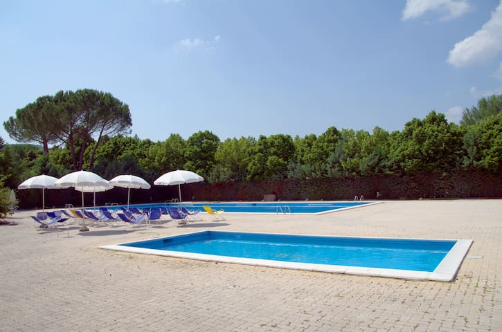 #1 Room in Colleverde Club Village 10km to Perugia - Corciano - Andre
