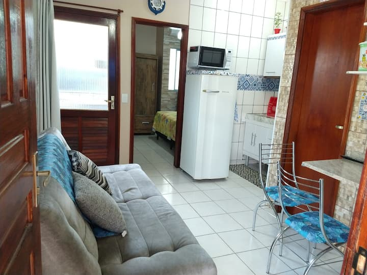 Apartamento Ubatuba - Praia Grande - 250m da praia