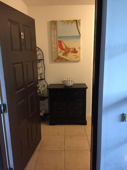 # 4 front door