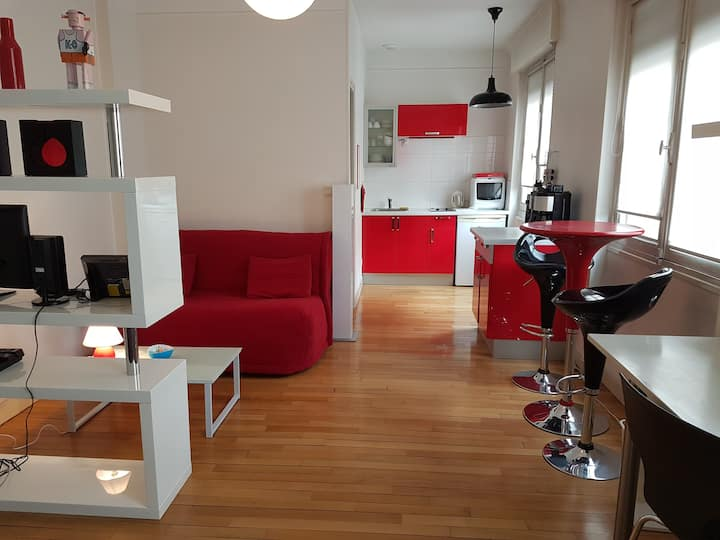 Studio Candide (n°3)