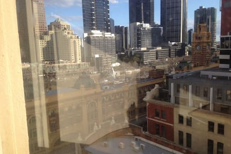 Convenience meets Budget - Melbourne - Apartment
