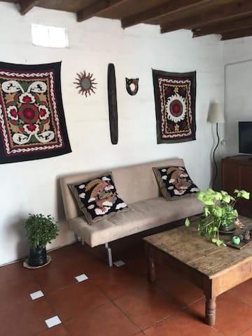 Una casa de encanto a 10 min.  de  Punta del Este