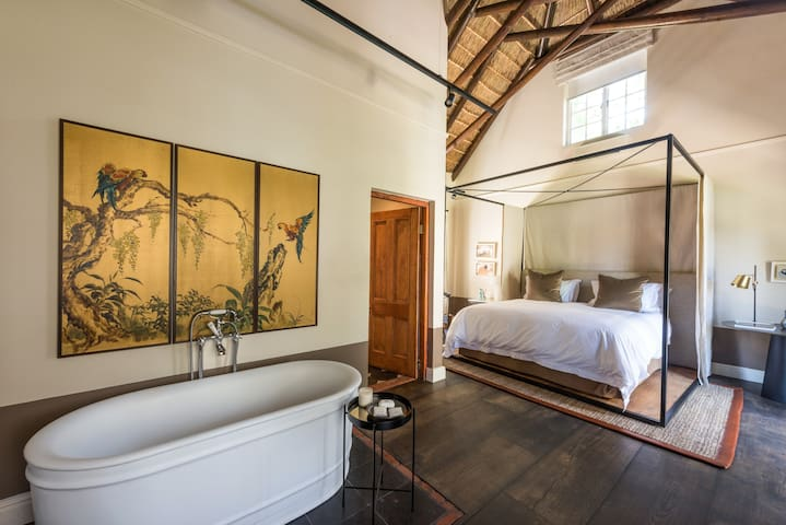 La Clé Lodge - Garden Room