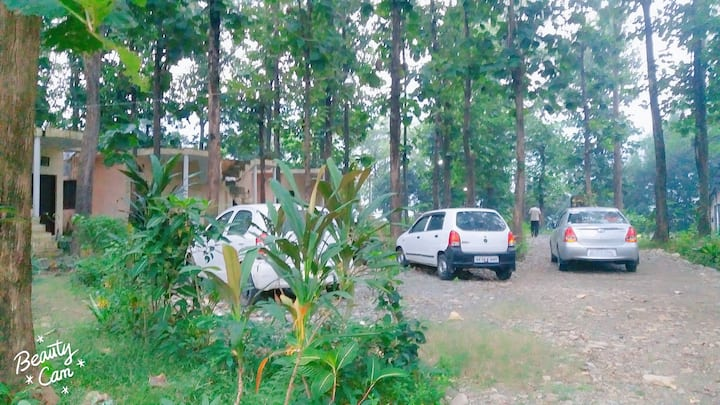 RIVERSIDE JUNGLE CAMP, MOHAAN - ROOM 6