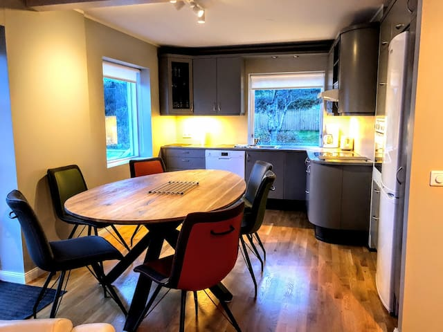 Apartment in central Akureyri HG78