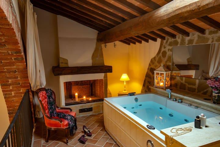 Royal Suite & SPA - Sauna & Jacuzzi
